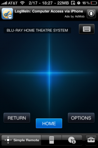 3D Home Theater App 200x300 Sony Theater System