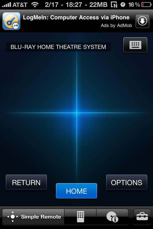 3d Home Theater App App