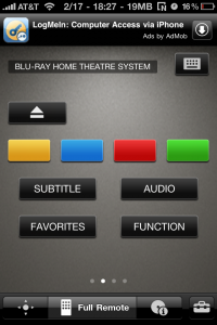 Blu Ray App 200x300 Sony Theater System
