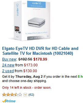 Eye TV Discount