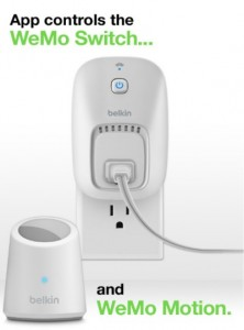 Wemo iPhone